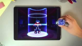 getlinkyoutube.com-Angry Birds Transformers Telepods | e-toys.gr