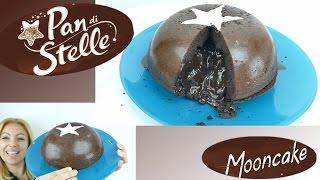 Ricetta torta Pan Di Stelle - Ricetta Mooncake - Giant MOONCAKE english subtitles