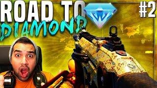 getlinkyoutube.com-RAGE! Road To DIAMOND/DARK MATTER CAMO - Black Ops 3 Assault Rifle - BO3 Gold Gun Camo Challenges #2