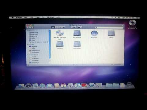 [Project WinuX] Install Mac OS X, Windows + Linux On A PC Properly In A Triple Boot System -VPyDclbTigg