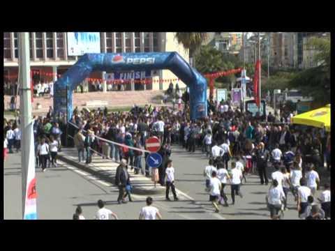 Durrës, Gjysëm Maratona Ballkanike. Marrin pjese 48 sportistë nga Ballkani e Europa