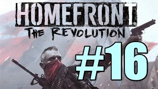 Homefront the Revolution Walkthrough Part 16 Lombard Red Zone - Ending width=