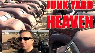 getlinkyoutube.com-French Lake Classic Auto Junk Yard Tour by The Mod Zoo & Mnpctech.com