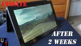 """getlinkyoutube.com-UPDATE: Returning The Smartab 10.1"""" 2-in-1 Tablet 32GB"""
