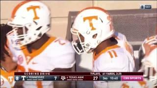 getlinkyoutube.com-Texas A&M vs Tennessee 2016 -- Highlights
