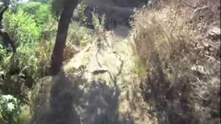 getlinkyoutube.com-El Prieto Trail mtb @ JPL 091111 Dcfc