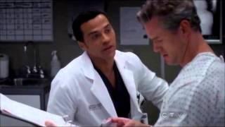 Grey's Anatomy 9x02 Mark Sloan WAKES UP