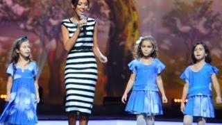 getlinkyoutube.com-Алсу впервые показала дочерей