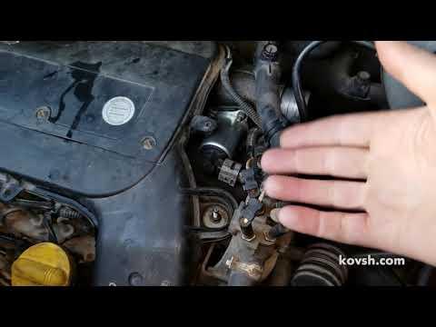 Что происходит если своевременно не регулировать зазоры клапанов на Renault Trafic 1.9d CR, F9Q