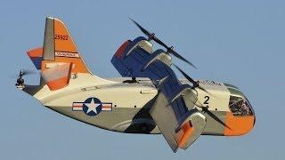 RC XC-142 build
