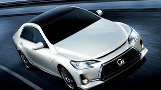 Обзор Toyota Mark X ( GRX-130 )