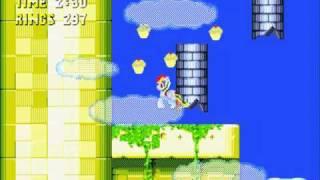 getlinkyoutube.com-SUPER RAINBOW DASH - Sonic the Hedgehog 3 Rainbow Dash Edition hack 20% cooler