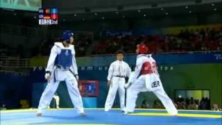 Beijing 2008'den En İyi Tekmeler