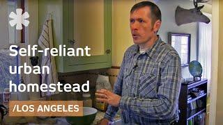 getlinkyoutube.com-Self-reliance in LA: backyard farming + radical home economics