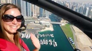 Gyrocopter Fun over Dubai - 2016 :-)
