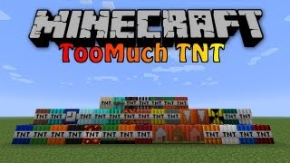 getlinkyoutube.com-[Mod Vorstellung] TooMuch TNT - Diese Mod ist BOMBE!!! [Deutsch] [HD]