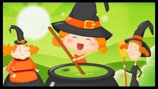 getlinkyoutube.com-Halloween - Chanson pour enfants - Monde des petits - Titounis