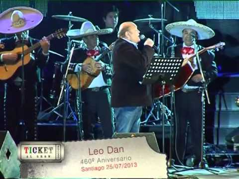 Ticket al Show - Hoy: Leo Dan - Bloque 1
