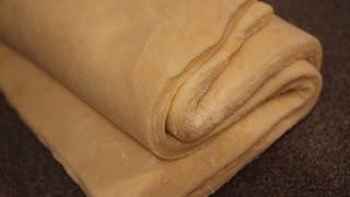 getlinkyoutube.com-Слоеное тесто быстрого приготовления видео рецепт