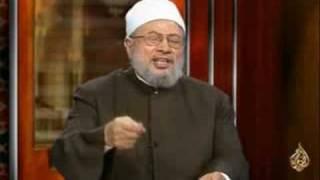 """getlinkyoutube.com-رأي الشيخ القرضاوي في """"فريضة"""" الحجاب"""