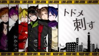 getlinkyoutube.com-【大盛り合唱】エンヴィキャットウォーク / Envy Catwalk - Nico Nico Chorus