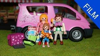 getlinkyoutube.com-Playmobil Film deutsch WOCHENENDTRIP ZU KLARA