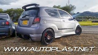 getlinkyoutube.com-AutoPlast BodyWorX - Chevrolet Aveo Gti RS!!