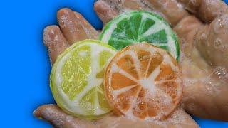 getlinkyoutube.com-Limon Sabun Nasıl Yapılır? DIY