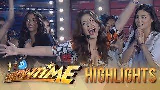 It's Showtime PUROKatatawanan: Valerie's joke makes boys' team speechless