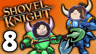 getlinkyoutube.com-Shovel Knight Co-Op: Smackin' the Butt - PART 8 - Game Grumps