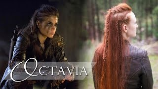 The 100 Hair Tutorial - Octavia Blake