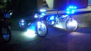 bicicletas modificadas(bike destroyer)veracuz.panamá