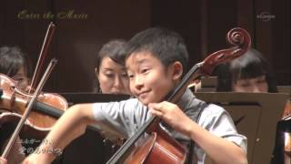 getlinkyoutube.com-Salut d'amour  (Edward Elgar) Cello:Yo Kitamura  (11-year-old)愛のあいさつ 北村陽