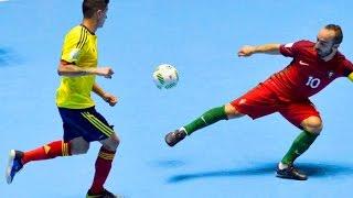 getlinkyoutube.com-Futsal ● Magic Skills and Tricks 3 |HD|