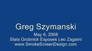 getlinkyoutube.com-Leo Zagami Exposed by Greg Szymanski and Slats Grobnick