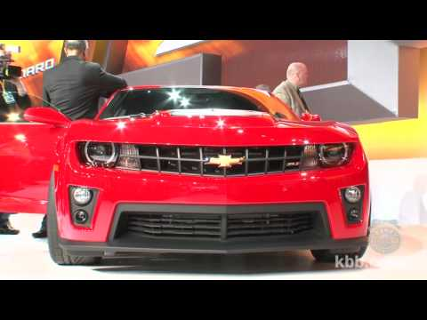 2012 Chevrolet Camaro ZL1 Walk-Around - 2011 Chicago Auto Show