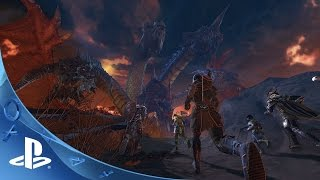 getlinkyoutube.com-Neverwinter - Official Announce Trailer | PS4