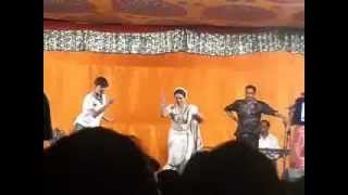 getlinkyoutube.com-मुलाने केलेली लावणी - Male lavani performer