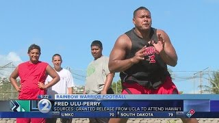 getlinkyoutube.com-Former top recruit Saint Louis grad Ulu-Perry in process of transferring from UCLA to Hawai'i