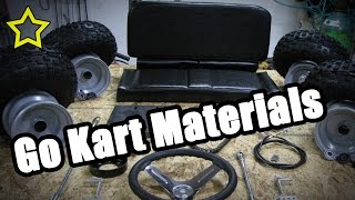 Go Kart Materials: How to Build a Go Kart: Frame Materials