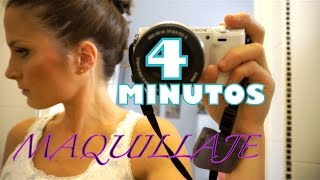 getlinkyoutube.com-Maquillaje rápido para mamás contrarreloj - Express make up for mummies