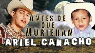 getlinkyoutube.com-ARIEL CAMACHO - Antes De Que Murieran