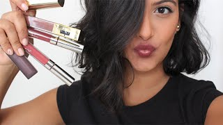 getlinkyoutube.com-Top 10 Nude Lipsticks For Brown Skin
