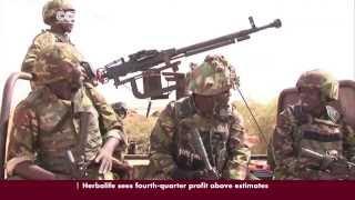 getlinkyoutube.com-Kenyan troops, KDF, are set to pull out of Kismayo, Somalia.