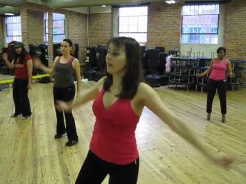 Striptease Aerobics Routine by Philly Dance Fitness