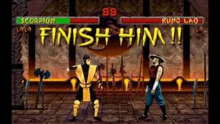 getlinkyoutube.com-Mortal Kombat 2 Fatality Fails