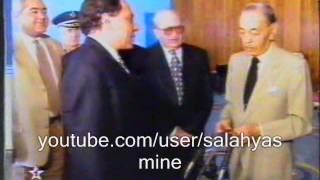 getlinkyoutube.com-عادل امام ــ توسيمه من لدن الملك الحسن الثاني رحمه الله