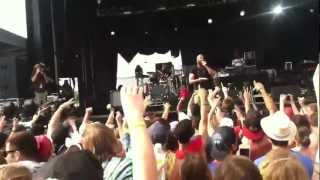 Common - Otis Freestyle @ Summer Camp Music Festival