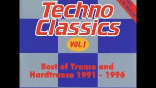 House Techno Classic Party Megamix 1991 - 1996 inkl. Playlist