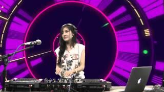 getlinkyoutube.com-ดีเจฟ้าใส - DJ Faahsai บน Garena TalkTalk 19 กรกฏาคม 56